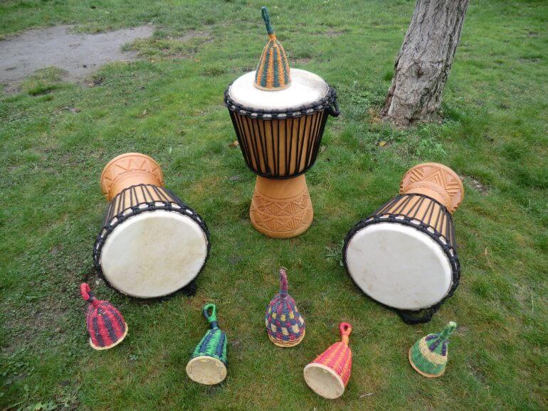 Trommeln & Rhythmik